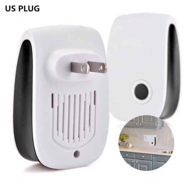 Pest Control Ultrasonic Pest Repeller Mosquito Killer Electronic Anti Rodent Insect Repellent Mole Mouse Cockroach