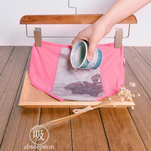 Physiological Pants Leak Proof Menstrual Women Underwear Period Panties Cotton Health Seamless Briefs High Waist Warm 1