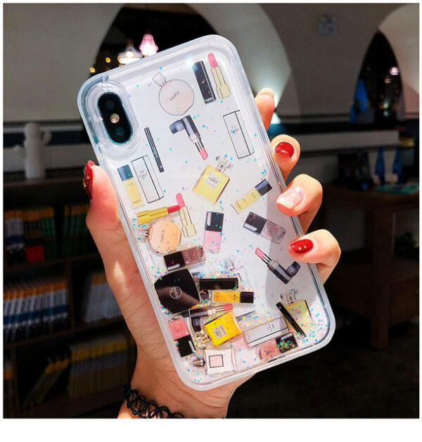 Quicksand Capinha For iPhone X 7 8 Plus Xs Max Xr Hard Plastic Case For iPhone 1.jpg 640x640 1