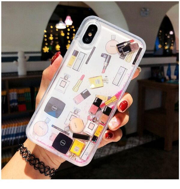 Quicksand Capinha For iPhone X 7 8 Plus Xs Max Xr Hard Plastic Case For iPhone 2.jpg 640x640 2