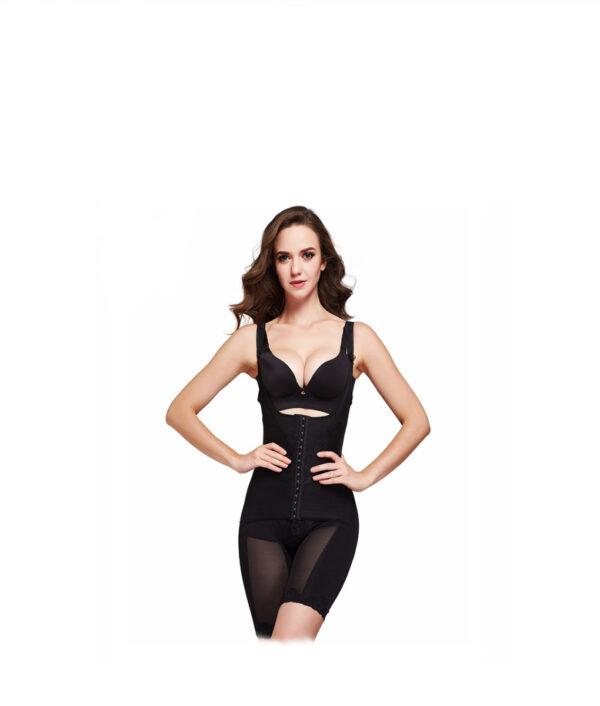 Slimming Underwear Shapewear bodysuit Women Lingerie Waist Trainer Body Shaper Corrective Underwear Magnet Loss Weight corset 6