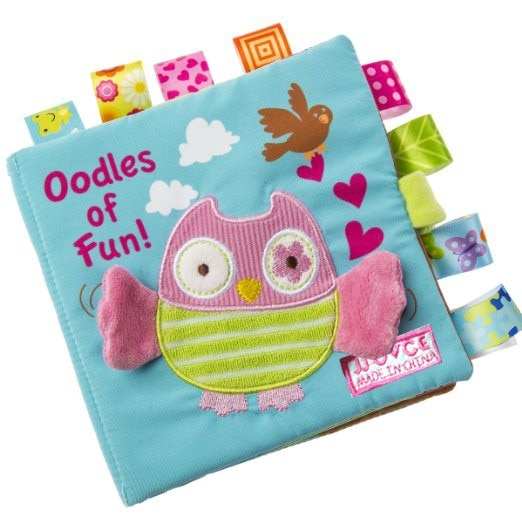 Soft Books Infant Early cognitive Development My Quiet Bookes baby goodnight educational Unfolding Cloth Book Activity 2.jpg 640x640 2