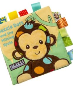 Soft Books Infant Early cognitive Development My Quiet Bookes baby goodnight educational Unfolding Cloth Book Activity.jpg 640x640