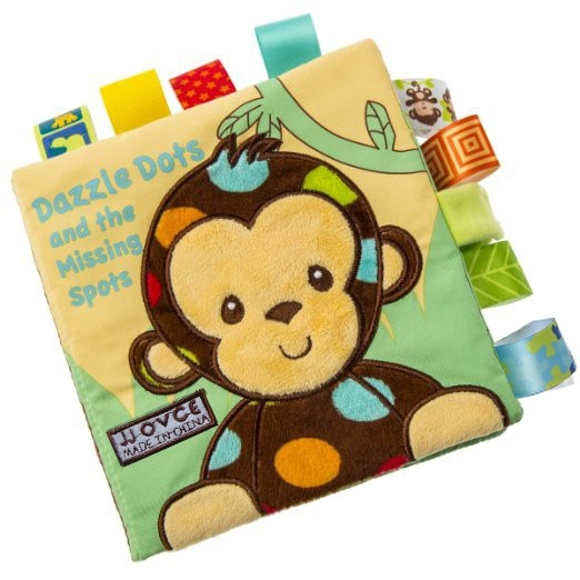 Soft Books Infant Early cognitive Development My Quiet Bookes baby goodnight educational Unfolding Cloth Book