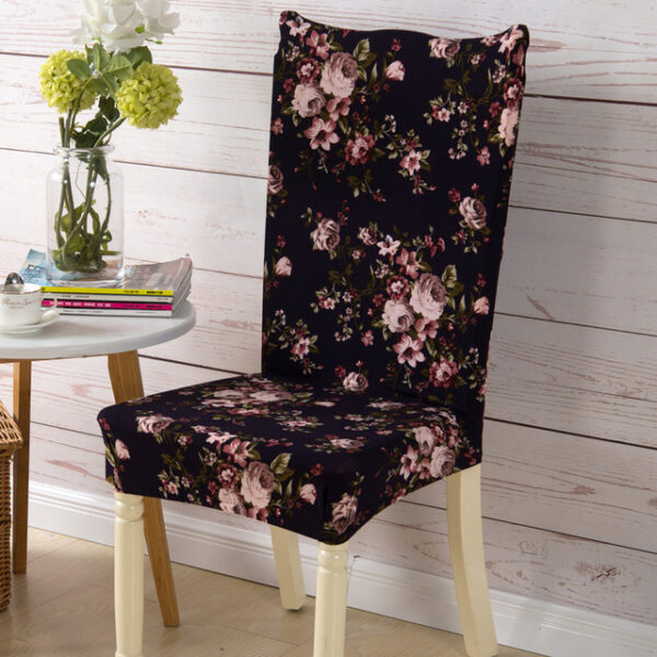 Spandex Chair Cover Stretch Elastic Dining Seat Cover for Banquet Wedding Restaurant Hotel Anti dirty Removable 11.jpg 640x640 11