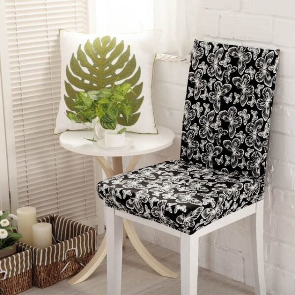 Spandex Chair Cover Stretch Elastic Dining Seat Cover for Banquet Wedding Restaurant Hotel Anti dirty Removable 15.jpg 640x640 15