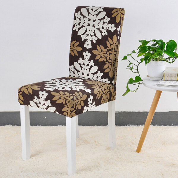 Spandex Chair Cover Stretch Elastic Dining Seat Cover for Banquet Wedding Restaurant Hotel Anti dirty Removable 16.jpg 640x640 16
