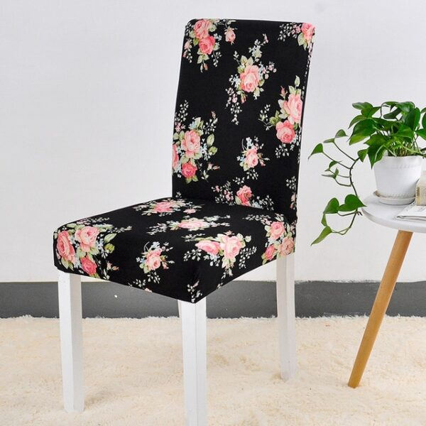 Spandex Chair Cover Stretch Elastic Dining Seat Cover for Banquet Wedding Restaurant Hotel Anti dirty Removable 17.jpg 640x640 17