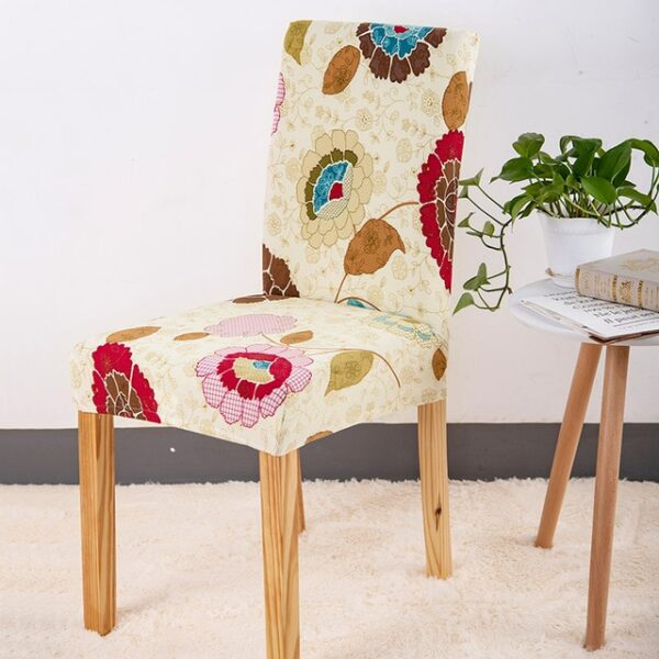 Spandex Chair Cover Stretch Elastic Dining Seat Cover for Banquet Wedding Restaurant Hotel Anti dirty Removable 18.jpg 640x640 18