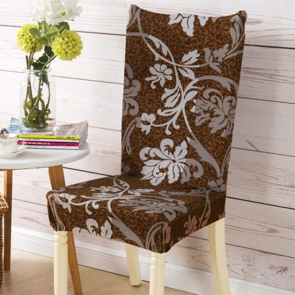 Spandex Chair Cover Stretch Elastic Dining Seat Cover for Banquet Wedding Restaurant Hotel Anti dirty Removable 20.jpg 640x640 20