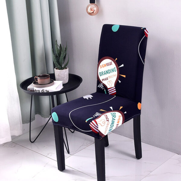 Spandex Chair Cover Stretch Elastic Dining Seat Cover for Banquet Wedding Restaurant Hotel Anti dirty Removable 21.jpg 640x640 21