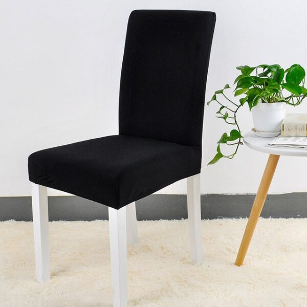 Spandex Chair Cover Stretch Elastic Dining Seat Cover for Banquet Wedding Restaurant Hotel Anti dirty Removable 3.jpg 640x640 3