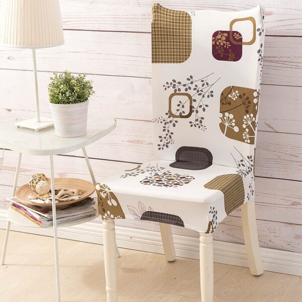 Spandex Chair Cover Stretch Elastic Dining Seat Cover for Banquet Wedding Restaurant Hotel Anti dirty Removable 5.jpg 640x640 5
