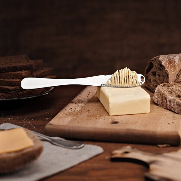Stainless Steel Butter Knife Cheese Dessert Jam Spreaders Cream Knifes Utensil Cutlery Dessert Tools for Toast 1