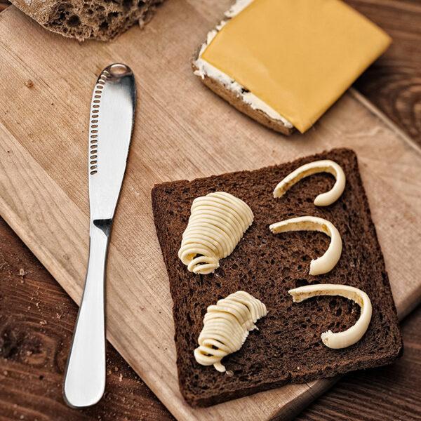 Stainless Steel Butter Knife Cheese Dessert Jam Spreaders Cream Knifes Utensil Cutlery Dessert Tools for Toast 3