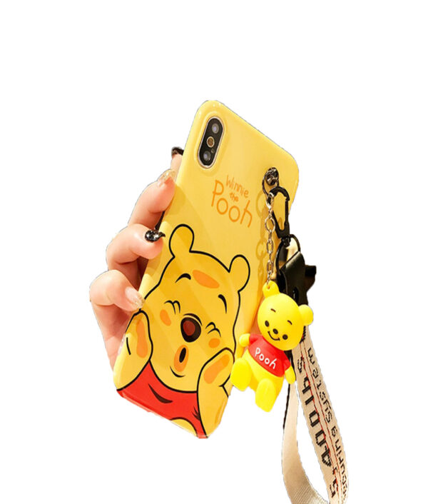 Super cute Stitch mini Pooh dinosaur lanyard tand silicone personality drop case for iphone 6 7 1 1.jpg 640x640 1 1