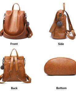 Three Way Backpack, Three Way Backpack