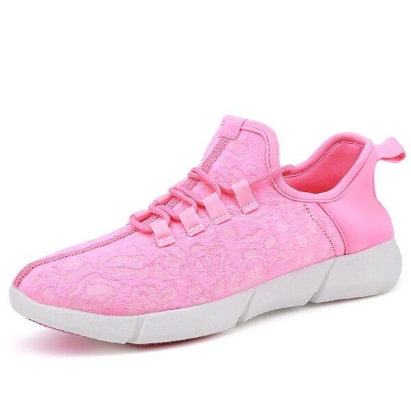 UncleJerry Size 25 46 New Summer Led Fiber Optic Shoes for girls boys men women USB 1.jpg 640x640 1