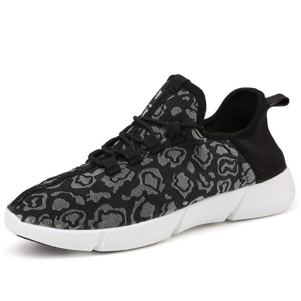 UncleJerry Size 25 46 New Summer Led Fiber Optic Shoes for girls boys men women