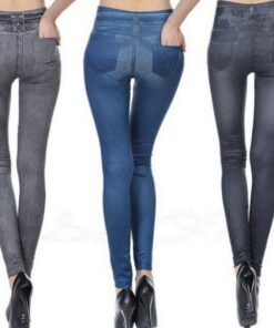 Comfortable Jean Leggings, Comfortable Jean Leggings