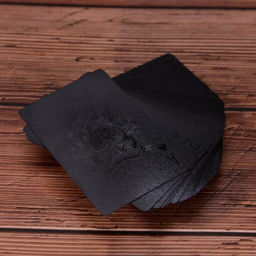 playing cards, Black Diamond Limited Edition Playing Cards