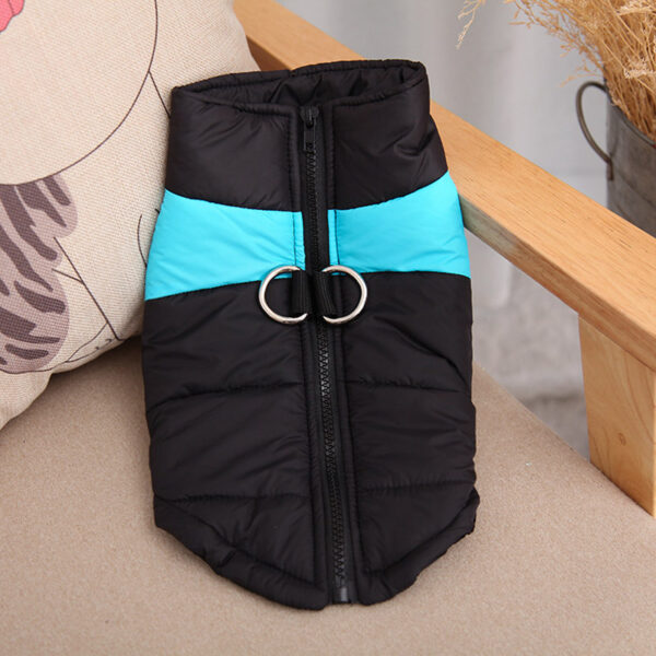 Winter Pet Dog Clothes Warm Big Dog Coat Puppy Clothing Waterproof Pet Vest Jacket For Small 1