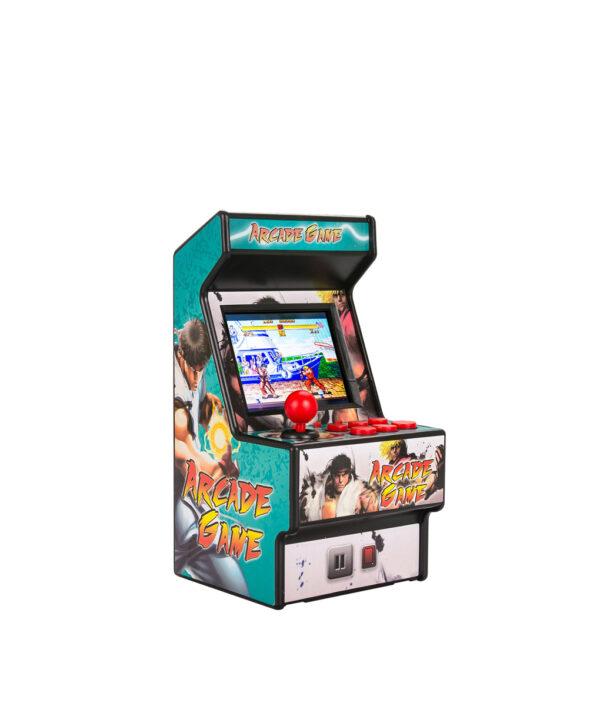 Wolsen 16 Bit Sega Arcade video portable retro game console arcade cabinet TV handheld game built 1 1