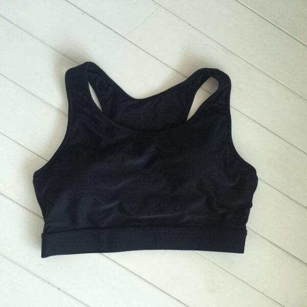 Woman s Pro Padded Compression Sports Bra Sportswear Spaghetti Strap Printed Yoga Bra Top 3.jpg 640x640 3