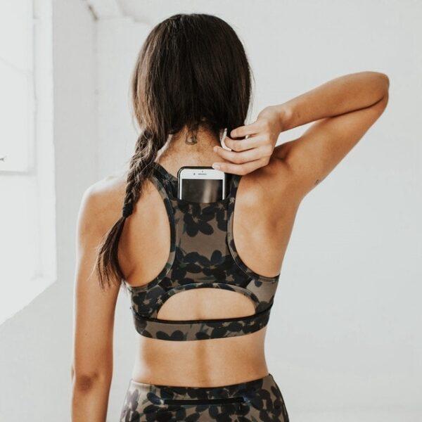 Woman s Pro Padded Compression Sports Bra Sportswear Spaghetti Strap Printed Yoga Bra Top 6.jpg 640x640 6