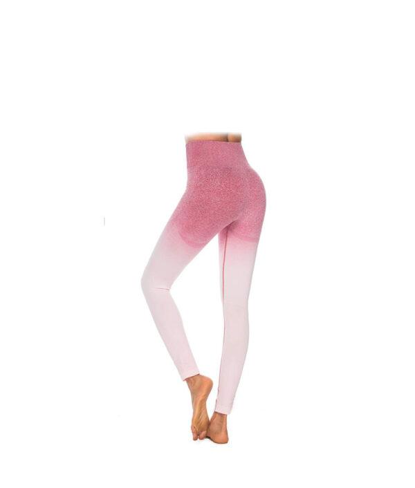 Yoga Pants Women High Waist Leggings Women Fitness Push Up Fitness Sport Trousers Vital Seamless Athletic 1