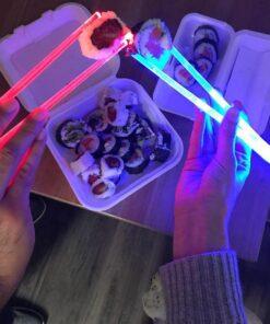 Lightsaber Chopsticks, Lightsaber Chopsticks