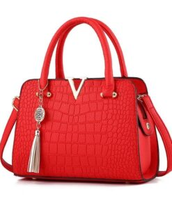 Crocodile Leather Bag, Crocodile Leather Bag