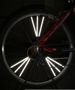 Bicycle Wheel Spoke Reflector, Bicycle Wheel Spoke Reflector 12PCS