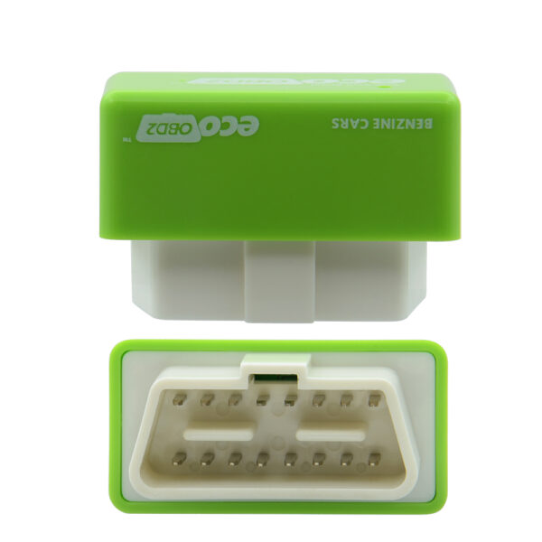15 Fuel Save EcoOBD2 Chip Tuning Box ECO OBD2 Benzine Petrol Gasoline Cars Plug Drive Device