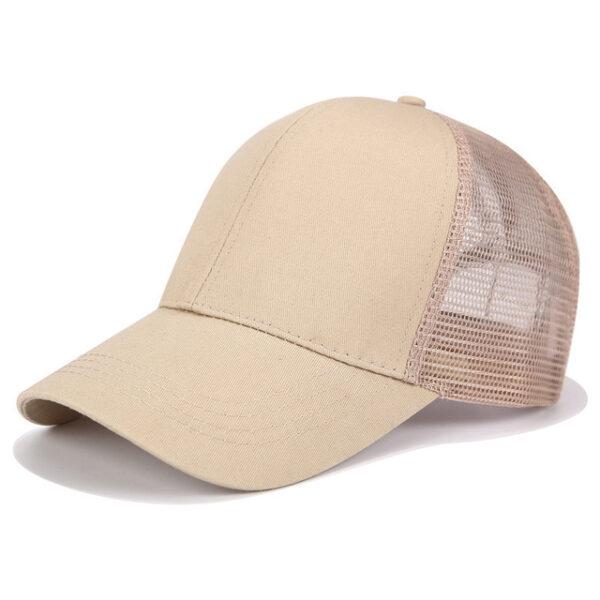 2018 Glitter Ponytail Baseball Cap Women Snapback Dad Hat Mesh Trucker Caps Messy Bun Summer Hat 16.jpg 640x640 16