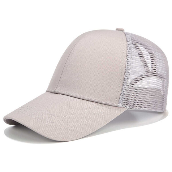 2018 Glitter Ponytail Baseball Cap Women Snapback Dad Hat Mesh Trucker Caps Messy Bun Summer Hat 17.jpg 640x640 17