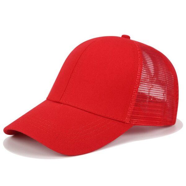 2018 Glitter Ponytail Baseball Cap Women Snapback Dad Hat Mesh Trucker Caps Messy Bun Summer Hat 19.jpg 640x640 19