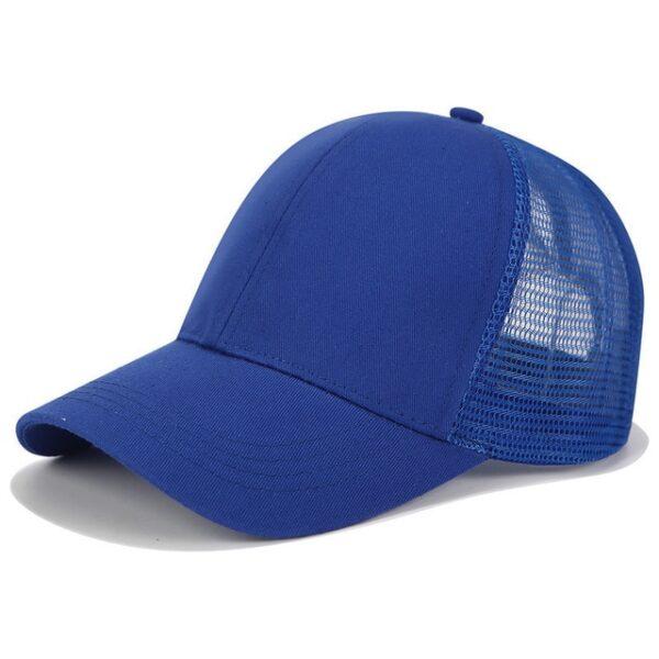 2018 Glitter Ponytail Baseball Cap Women Snapback Dad Hat Mesh Trucker Caps Messy Bun Summer Hat 21.jpg 640x640 21