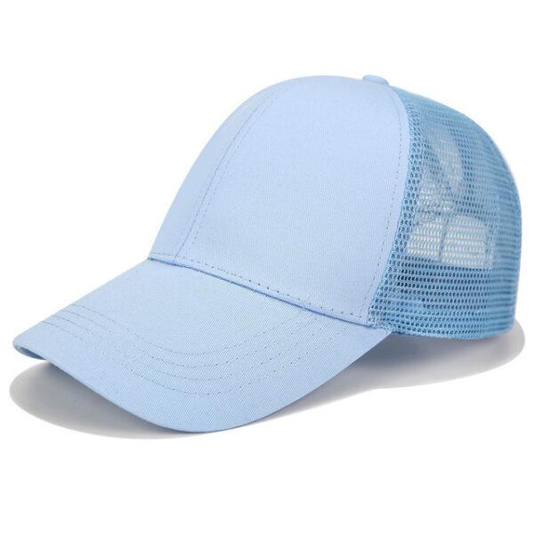 2018 Glitter Ponytail Baseball Cap Women Snapback Dad Hat Mesh Trucker Caps Messy Bun Summer Hat 22.jpg 640x640 22