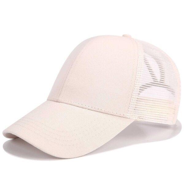 2018 Glitter Ponytail Baseball Cap Women Snapback Dad Hat Mesh Trucker Caps Messy Bun Summer Hat 24.jpg 640x640 24