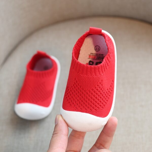 2019 Spring Infant Toddler Shoes Girls Boys Casual Mesh Shoes Soft Bottom Comfortable Non slip Kid 3