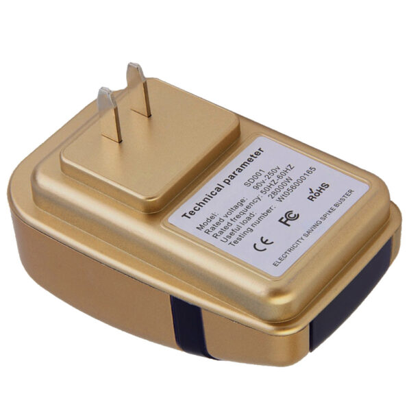 28KW Electricity Saving Box 90V 240V Electric Energy Power Saver Power Factor Saver Device up to 1