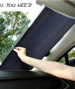 Retractable Car Curtain, Retractable Car Curtain