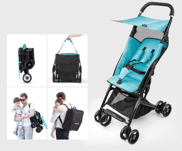 5kg yoya babyyoya pockit baby stroller travel system seebaby a2 1 1