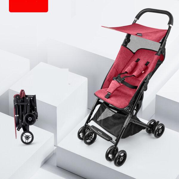 5kg yoya babyyoya pockit baby stroller travel system seebaby a2 4.jpg 640x640 4