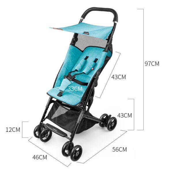 5kg yoya babyyoya pockit baby stroller travel system seebaby a2 5