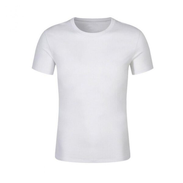 Anti Dirty Waterproof Men T Shirt Creative Hydrophobic Stainproof Breathable Antifouling Quick Dry Top Short Sleeve 3
