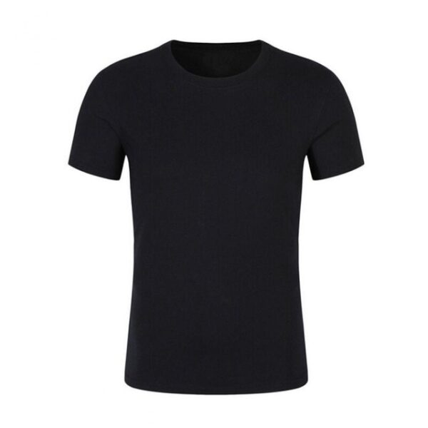 Anti Dirty Waterproof Men T Shirt Creative Hydrophobic Stainproof Breathable Antifouling Quick Dry Top Short