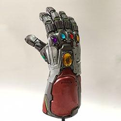 Avengers Endgame Iron Man Infinity Gauntlet Cosplay Arm Thanos Latex Gloves Arms Superhero Masks Weapon Props 4.jpg 640x640 4