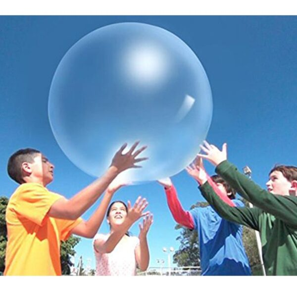 Bubble Balloon toys Inflatable Ball Funny Amazing Toy For kids Adult Street Outdoor Play ABS Balloon 1 1